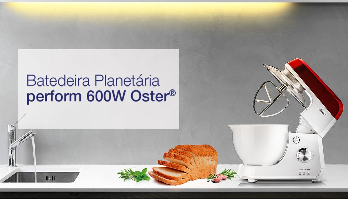 f1f463eff Batedeira Planetária Oster Perform - OsterBrasil