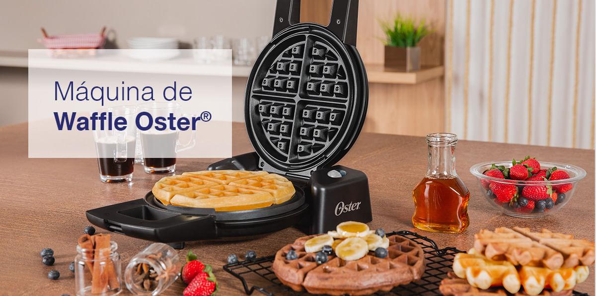Máquina de Waffle Oster Perform 180